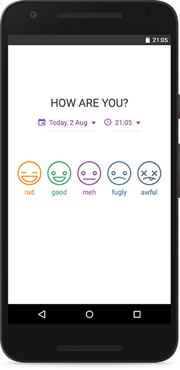 Measure employee mental health in your HR tech stack through Daylio